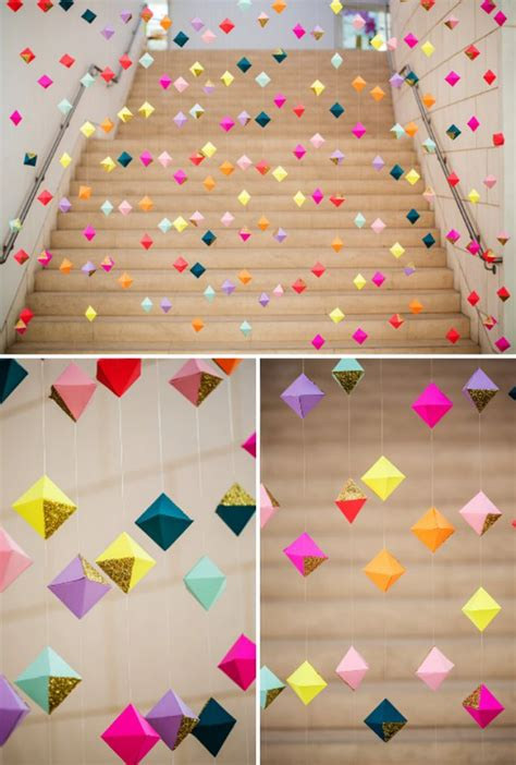 Diy Paper Decorations by Best 25 Paper Decorations Ideas On Tissue