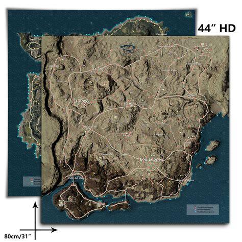 erangel miramar map poster vehicle spawns map  pubg