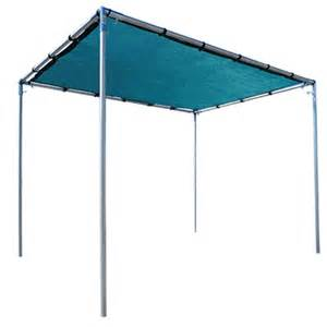 How To Use Canopy by 10 X 10 1 3 8 Quot Flat Roof Shade Canopy