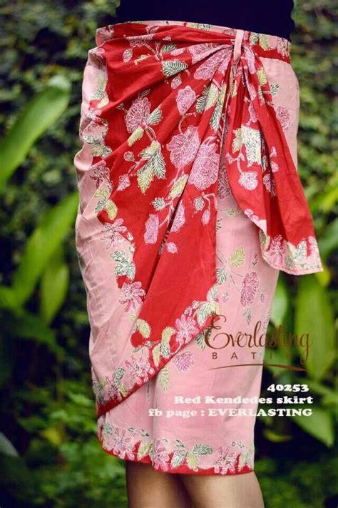 Atessa Ethnic Rok Lilit Maxi Skirt skirt ken dedes klambi batik