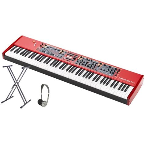 Keyboard Nord Stage 2 Nord Stage 2 Ex 88 At Rocking Rooster