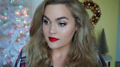 tutorial youcam makeup bright eyed winter makeup tutorial ft youcam makeup