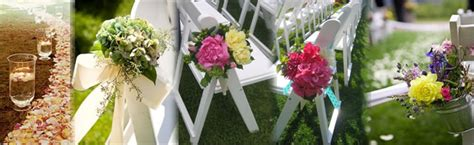 Wedding Aisle Decorations Nz by Wedding Hire For And Garden Weddings Auckland New