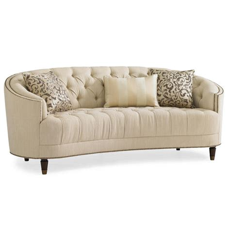 elegance sofa schnadig international living classic elegance sofa