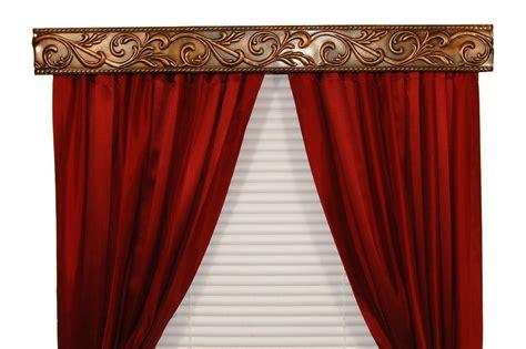 Valance Curtain Rods Hardware bcl drapery hardware curtain rod valance weave on