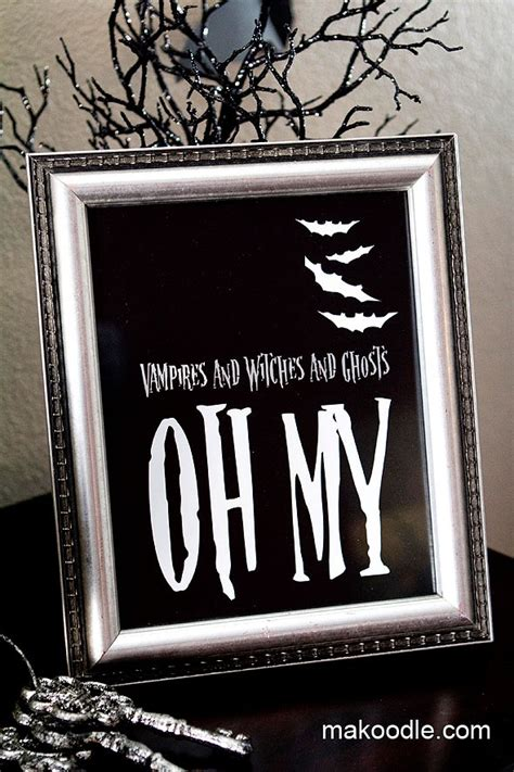 free printable halloween quotes free halloween printables