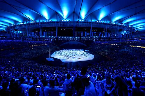 Rio Olympics 2016 Opening Ceremony: Capturing the Olympic ... Yahoo Sports Nfl Predictions