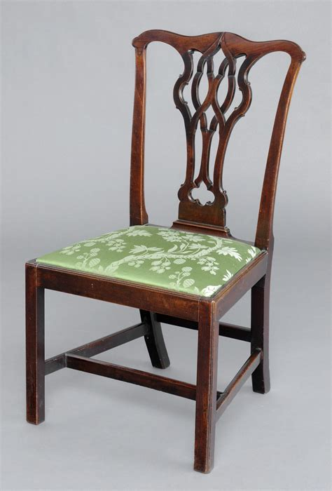 chippendale stuhl chippendale antique side chair antique mahogany