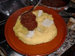 cinghiale come si cucina polenta con ragu di cinghiale ricetta fotografata