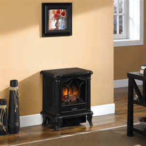 Small Electric Fireplace Object Moved