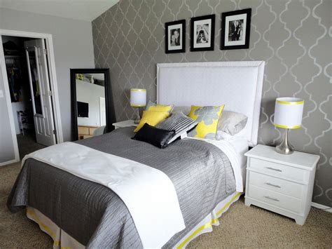 Grey And Yellow Bedrooms by White Grey And Yellow Bedroom Time