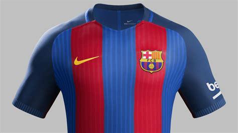 design jersey barcelona la liga chions barcelona reveal 2016 17 kit goal com