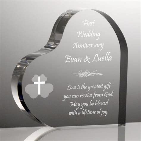 50th Wedding Anniversary Gifts Religious by Religious Anniversary Plaque
