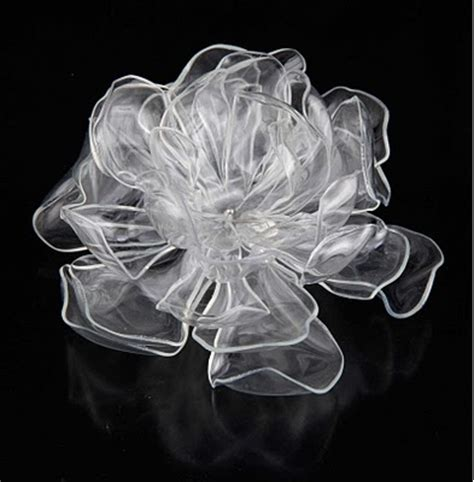 Huge Chandelier Earrings Art Of Creating Plastic Flowers And Using Them Around The