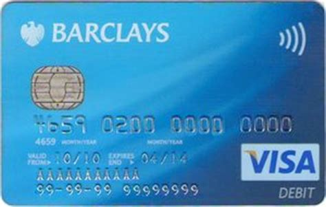 Prepaid Credit Card Gift Uk - bank card barclays barclays bank united kingdom col gb vi 0007 1