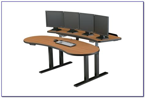 Best Sit Stand Computer Desk Desk Home Design Ideas Best Sit To Stand Desk