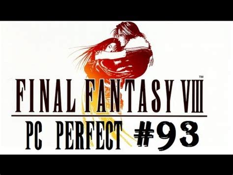 rosetta stone ff8 final fantasy viii pc perfect walkthrough part 93 esthar