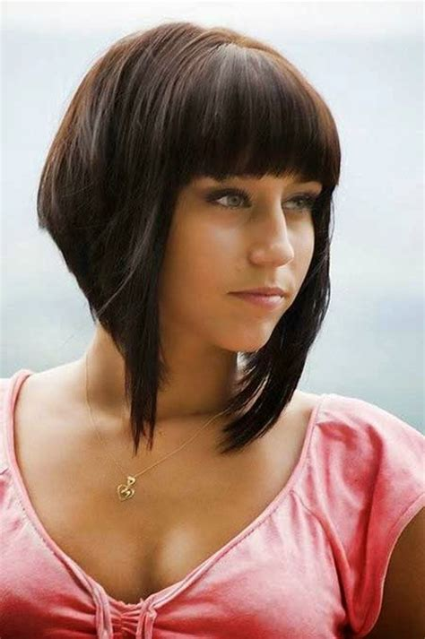haircuts and more best short haircuts for women with bangs schoonheid mode