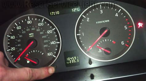 reset time  regular service volvo  reset service light reset oil life maintenance