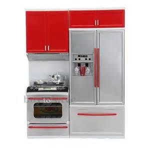 Mini Kitchen Set Mini Children Kitchen Pretend Play Cook Cooking Set Cabinet Stove Ebay