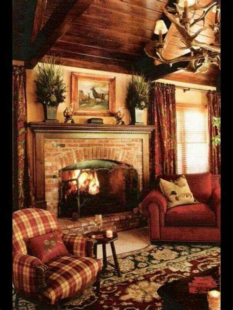 rustic and cosy cabin decor panda s house best 25 log home decorating ideas on pinterest log home