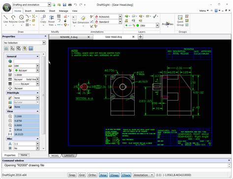 Autocad Kitchen Design Draftsight Is A Free Dwg Editor For Any Version Of Autocad