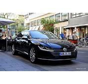 VW Arteon  Rassiger GT Mit Oberklasse Flair NewCarzde