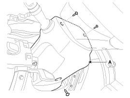 Kia Sorento Antenna Coil Removal Immobilizer System