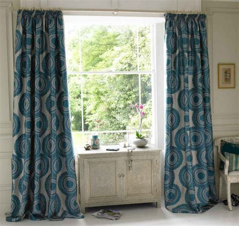 Teal And Brown Curtains Teal Curtain Panels Home Design Ideas