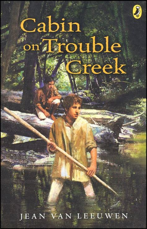 Cabin On Trouble Creek by Chapter Books Adventure