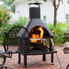 Square Chiminea 1000 Images About Pits Chimineas Outdoor