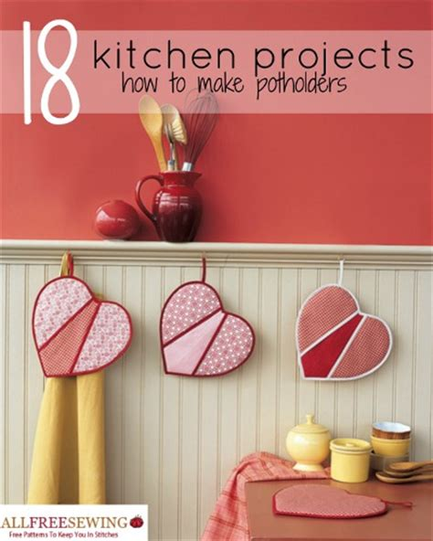kitchen craft projects easy sewing projects for every room in your home seams