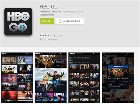 hbo go android tv hbo go finally works with chromecast