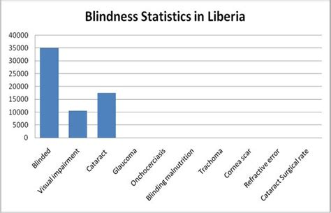 Blind Statistics new sight eye care