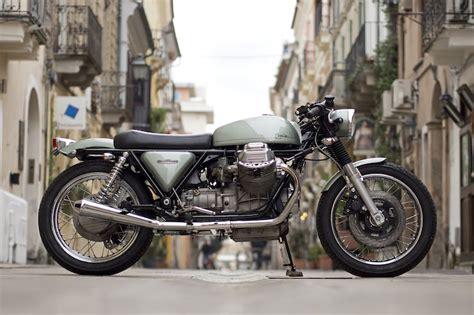 moto guzzi sp1000 cafe racer de officine rossopuro moto guzzi by officine rossopuro
