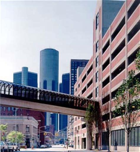 Kennedy Center Parking Garage by Bei Associates Portfolio Commercial Parking
