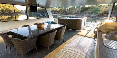 river house boat house boat hire echuca 28 images luxury houseboat hire