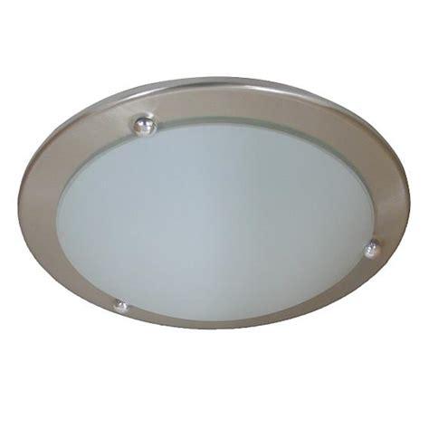 ceiling light polished chrome 310mm