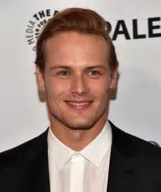 Sam heughan actor sam heughan attends the paley center for media s