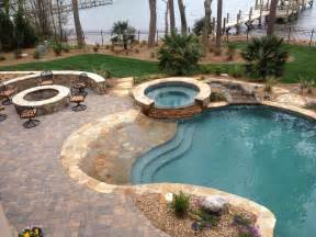 cost of a pool cost to build a swimming pool charlotte pool builder