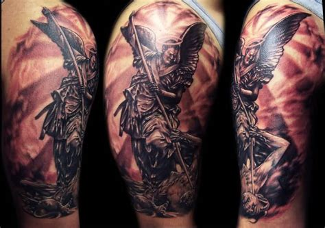 tattoo lucifer angel angel sleeve tattoo ideas and angel sleeve tattoo designs