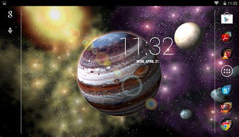 unreal engine android live wallpaper unreal space hd v1 1 apk