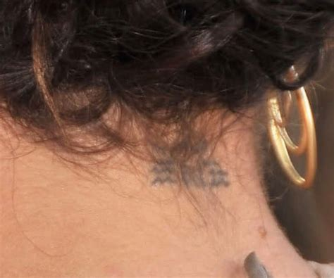 nikki sanderson tattoo on neck celebrity tattoo of the day nikki reed new 2 tats