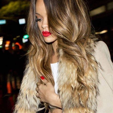 rihanna hair color rihanna caramel hair color 2016 hair color guide