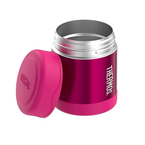Foogo Food Jar 10 Oz Thermos Blue Pink thermos funtainer 10 ounce food jar pink 041205666936