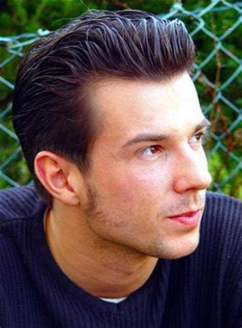 mens hairstyles with gel overview for kregromero