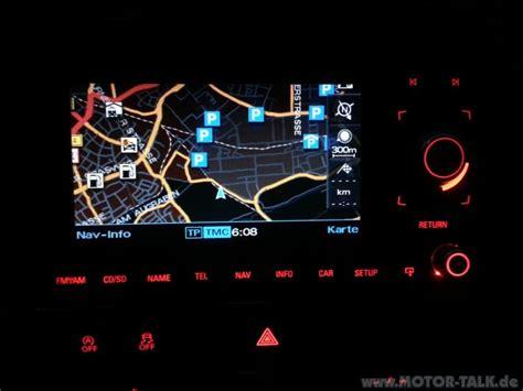 Motorrad Navi Ja Oder Nein by Audi A3 Navigationssystem Plus Rns E Biete