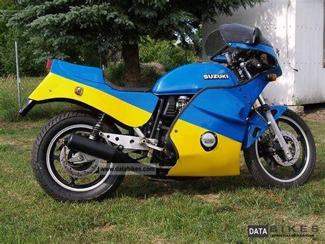 1986 Suzuki Atv 1986 Suzuki Gsx 1100