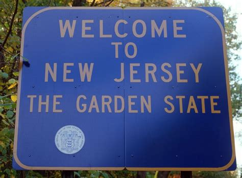 Which State Is The Garden State by New Jersey Health And End Of Resources