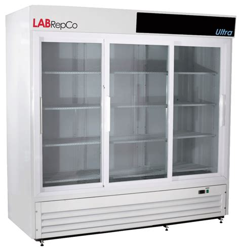Sliding Glass Door Refrigerator Labrepco Sliding Glass Door Laboratory Refrigerators 66 To 69 Cu Ft